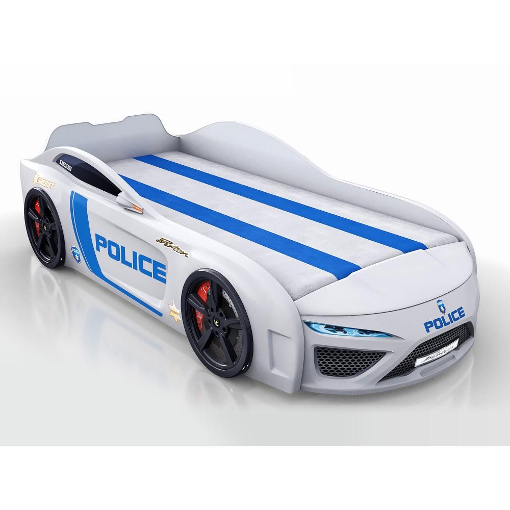 Кровать Berton Police (2 цвета)