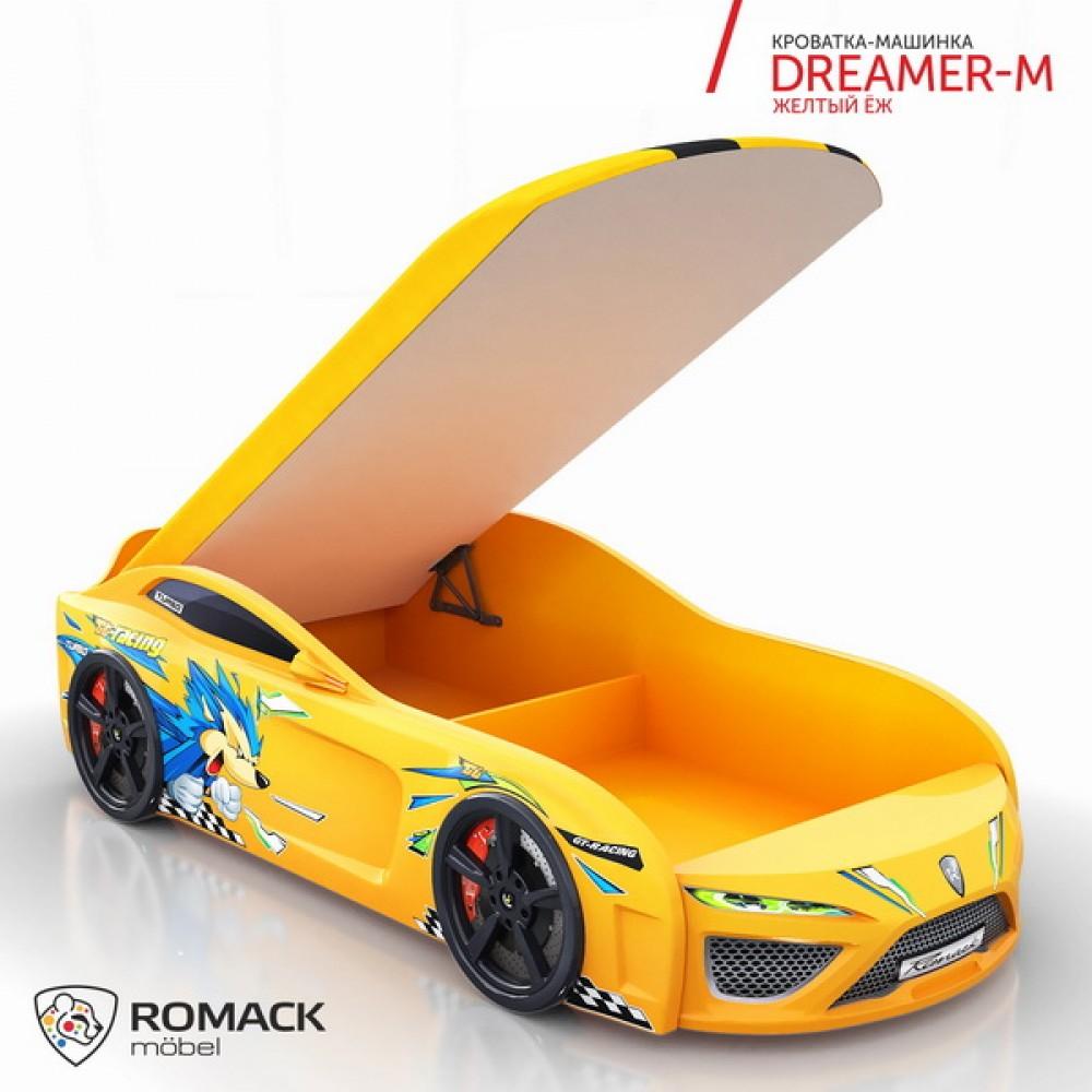 Dreamer-M жёлтый Ёж