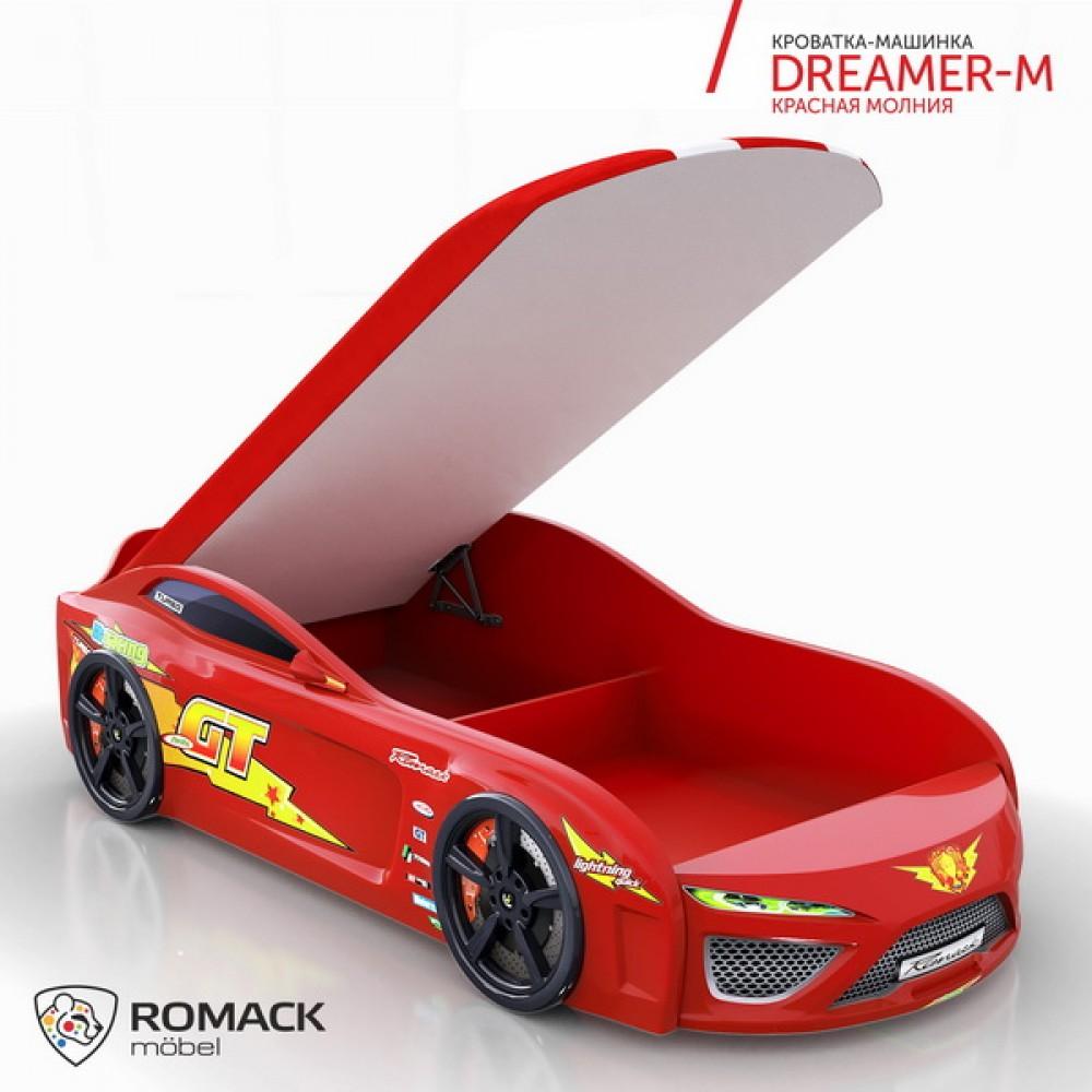 Dreamer-M Красная молния