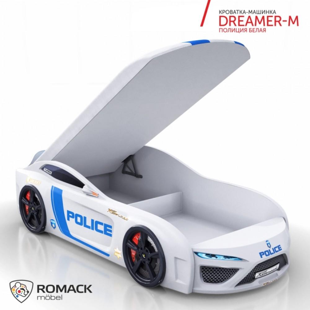 Dreamer-M Полиция белая