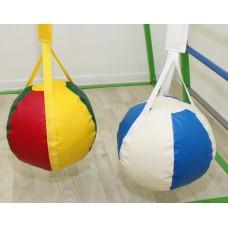 Тарзанка - мяч