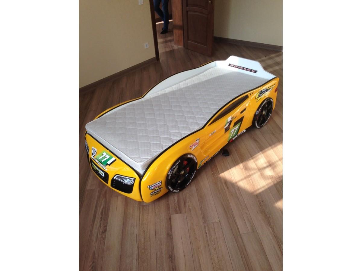 Тайна кровати машины